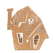 Halloween Cardboard Cat House right – focus-pawcus brought to you
