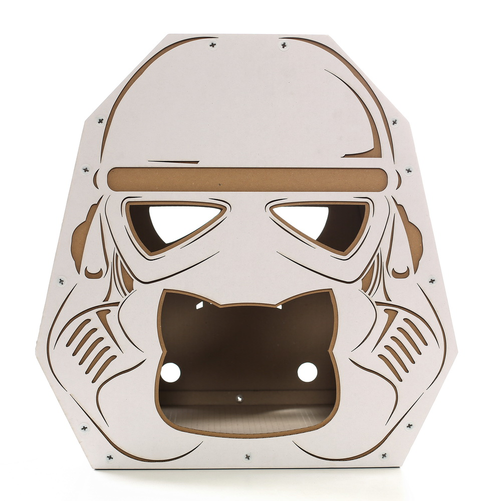 Cat House Starwars Imperial Stormtrooper Cat House Force Awakens