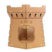 Cat Tower Cardboard Cat House entrance