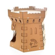 Cat Tower Cardboard Cat House left
