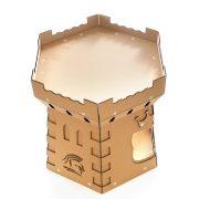 Cat Tower Cardboard Cat House top