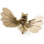Owl Cardboard 3D Puzzle 6