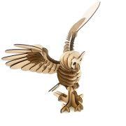 Owl Cardboard 3D Puzzle 8