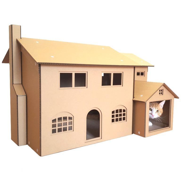 картинки дома с картонами вокруг восторге